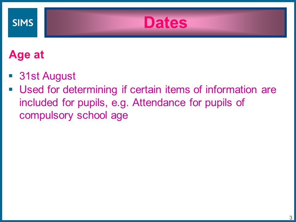 Pupil Level Information 14 Pupils on-roll on 07/10/2010 -  Possible Sessions  Numbers for each type of absence Summer Term Attendance for non-Special Schools