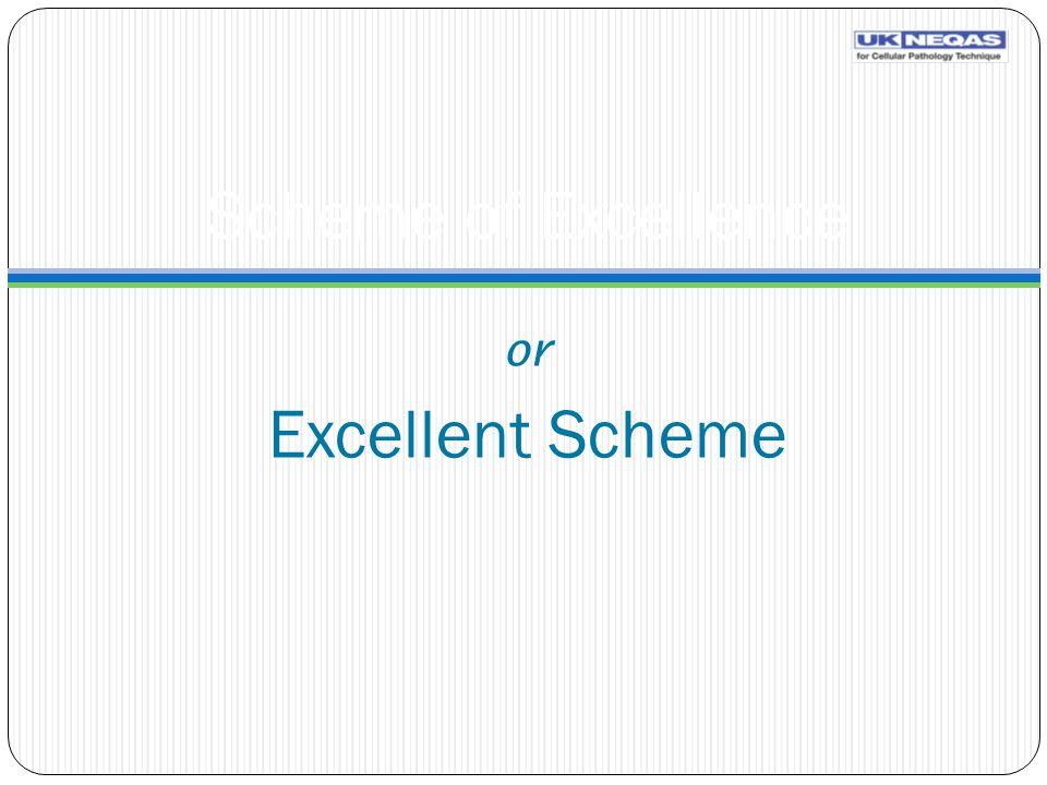 Scheme of Excellence or Excellent Scheme