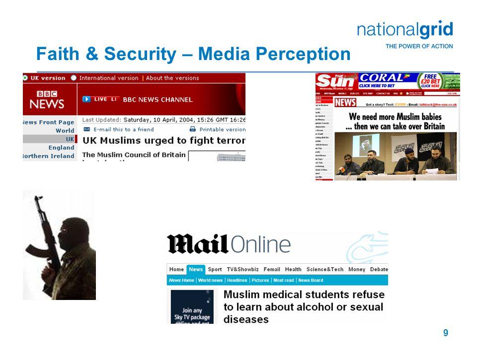 9 Faith & Security – Media Perception