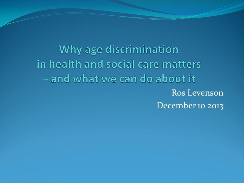 Ros Levenson December 10 2013
