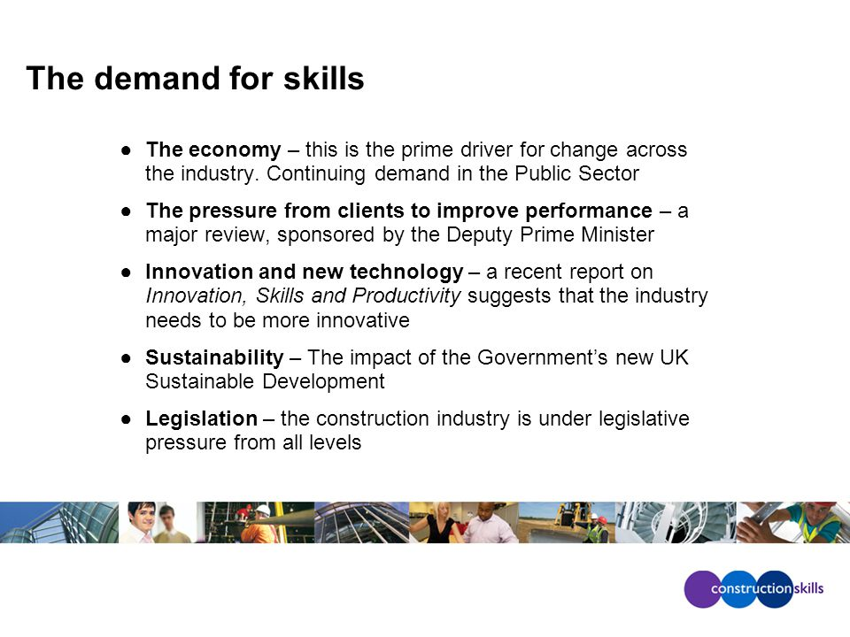 What Is Required From Industry.