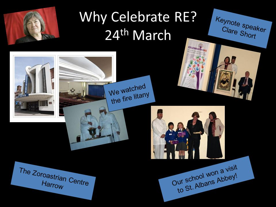 Why Celebrate RE.