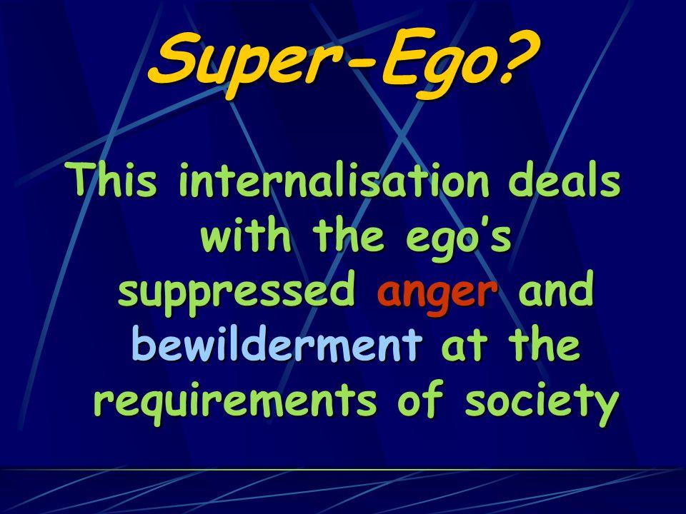 Super-Ego.
