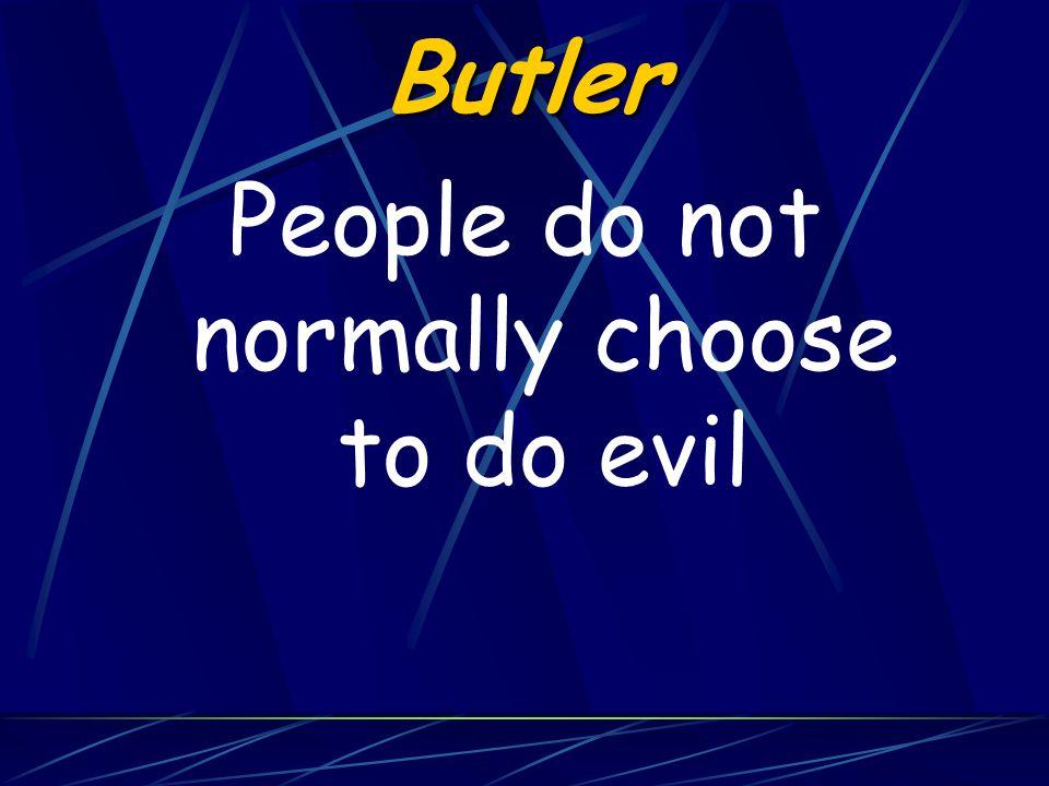 IIIIt has universal authority in all moral judgements