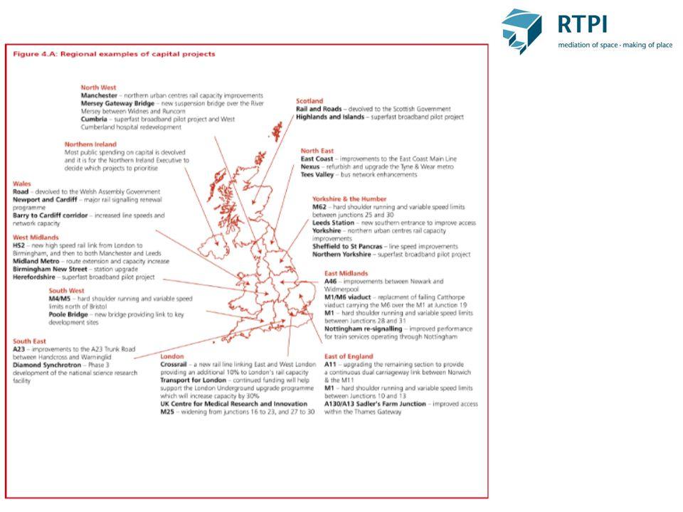 More information Richard.blyth@rtpi.org.uk www.rtpi.org.uk