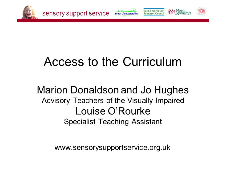 Session aims To review and share skills and strategies for: Modification Adaptation Curricular access Independent learning