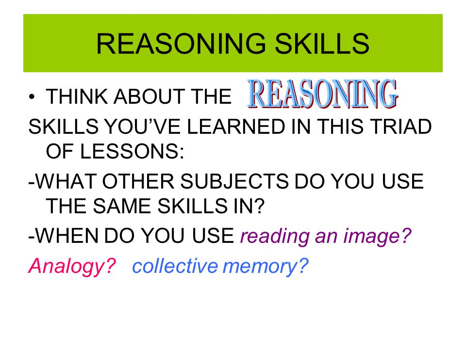 What have you learned? -about reading an image? -how analogy helps us understand complex things more easily? [what analogy have we used here?] -how co
