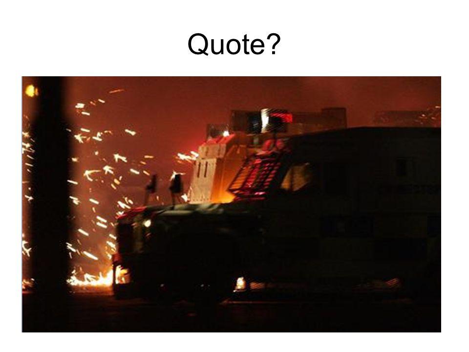 Quote?