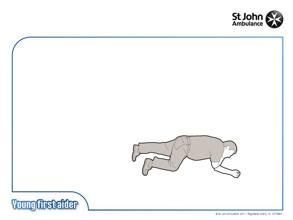 © St John Ambulance 2011 | Registered charity no. 1077265/1