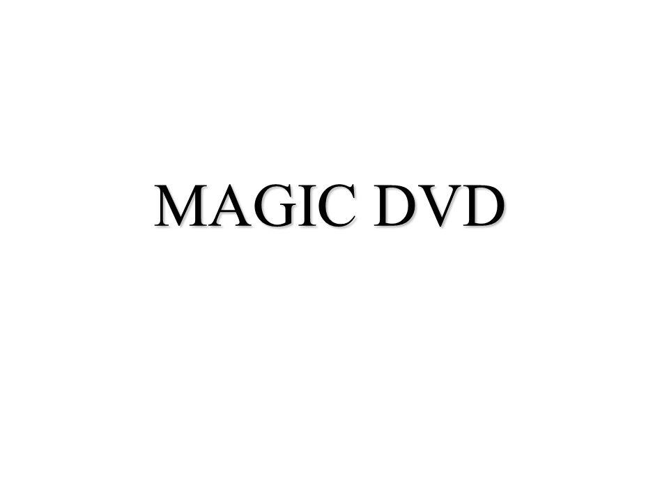 MAGIC DVD