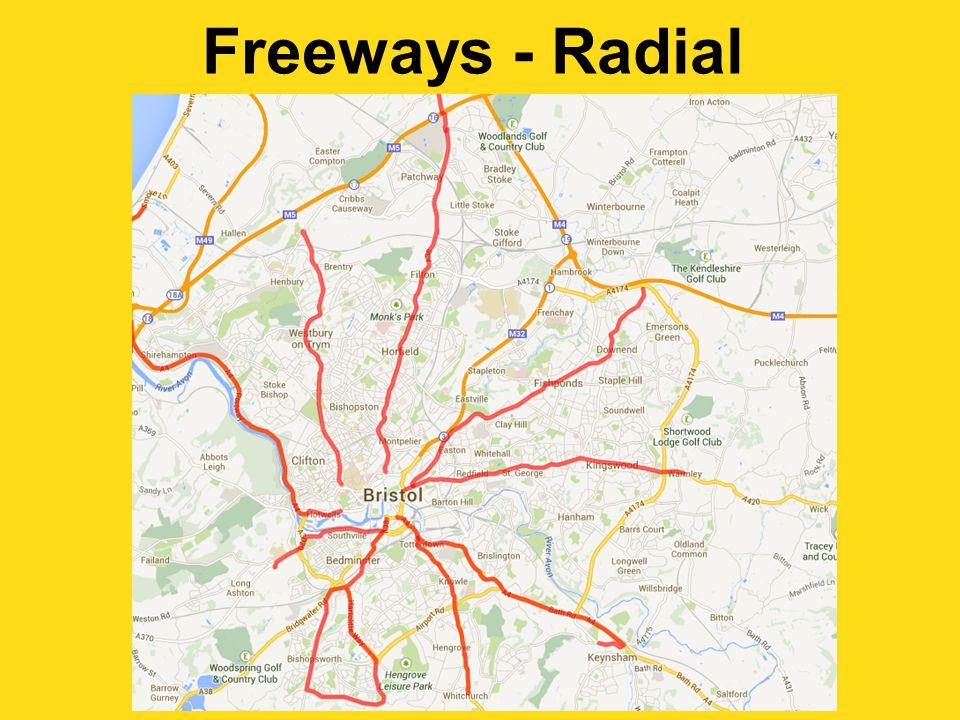 Freeways - Radial