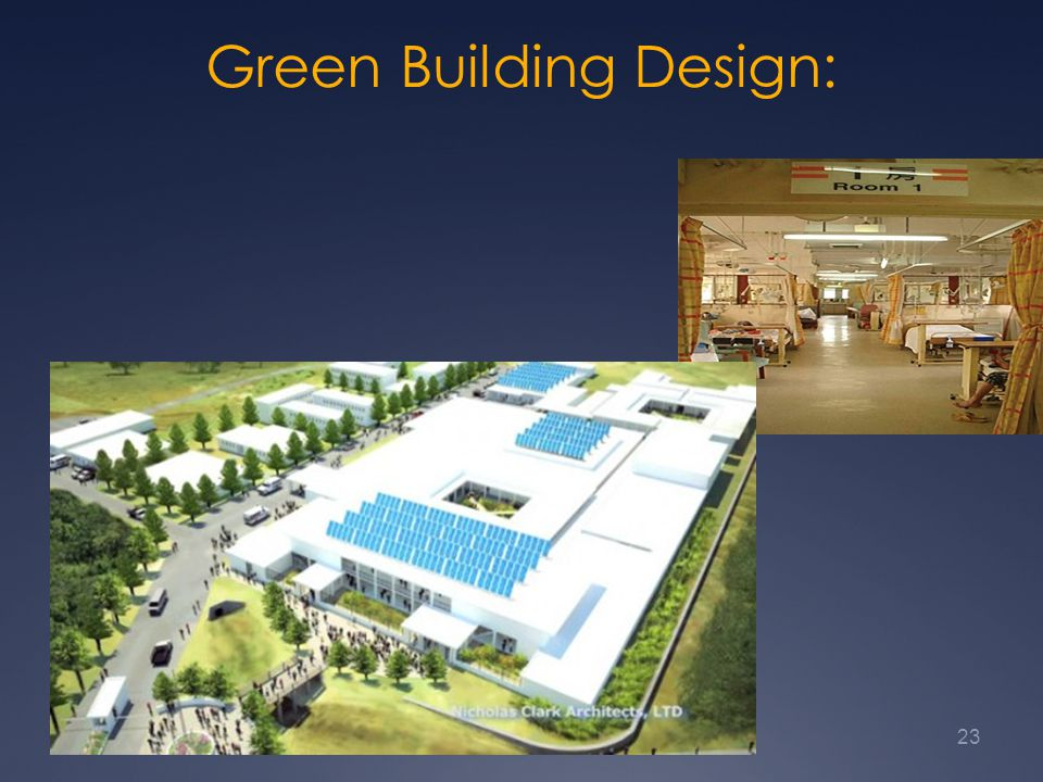Green Building Design: 23