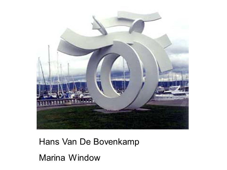 Hans Van De Bovenkamp Marina Window