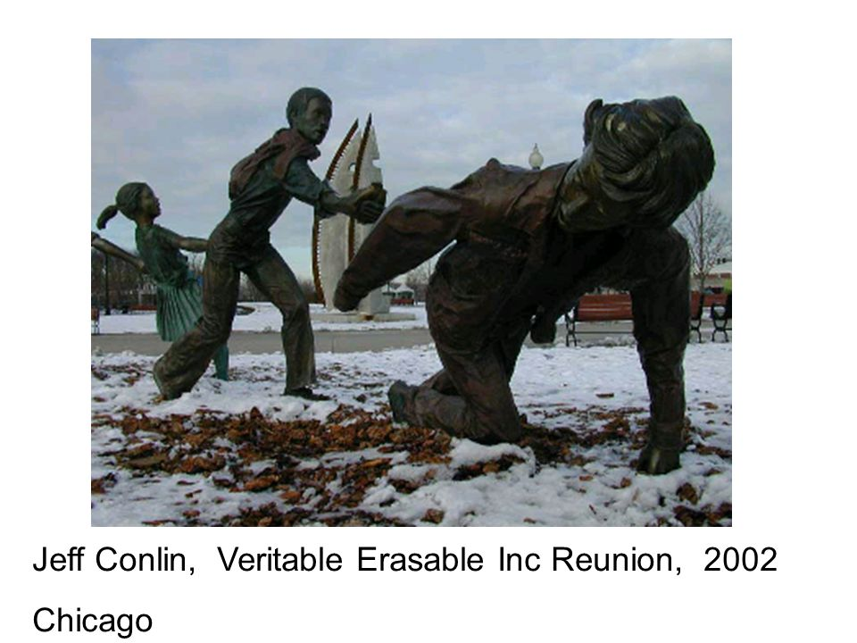 Jeff Conlin, Veritable Erasable Inc Reunion, 2002 Chicago