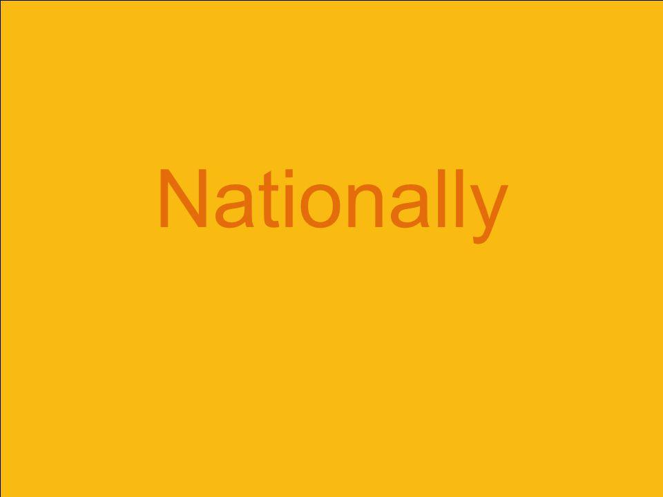Nationally