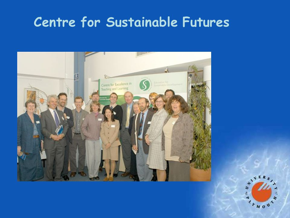 Centre for Sustainable Futures
