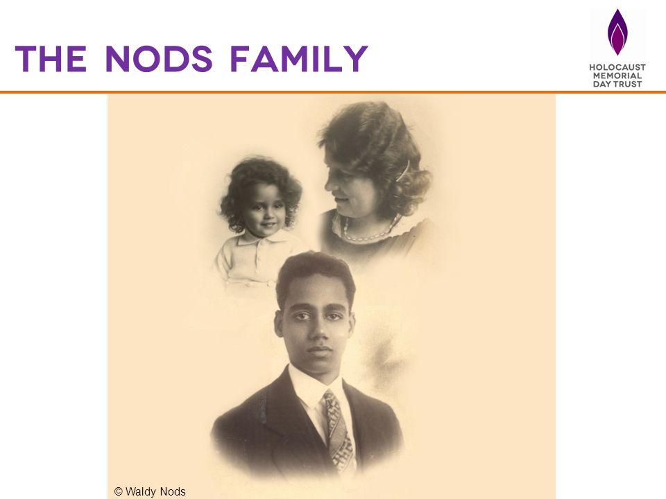 The nods family © Waldy Nods