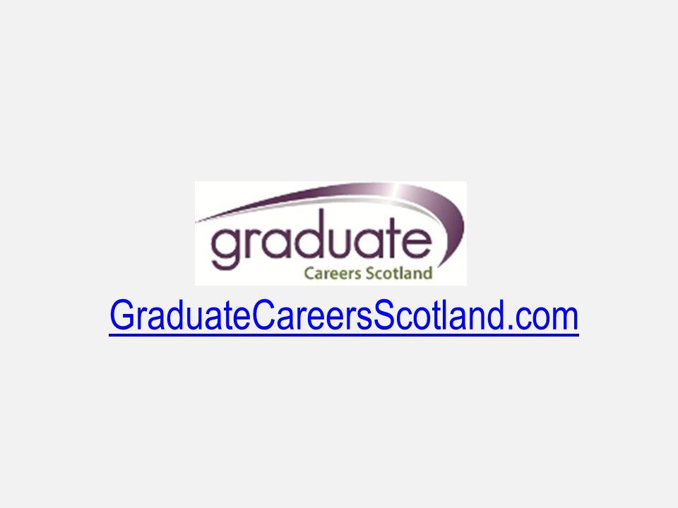 GraduateCareersScotland.com