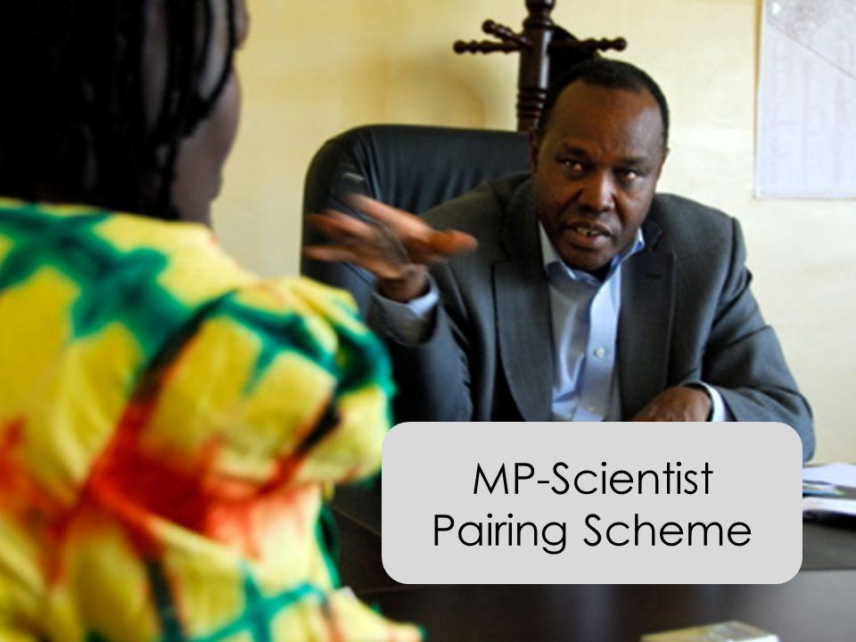 MP-Scientist Pairing Scheme