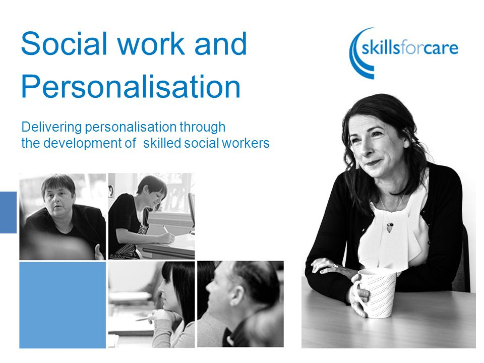 Workshop overview Focus – employers sharing their experience of developing CPD to meet the personalisation agenda.