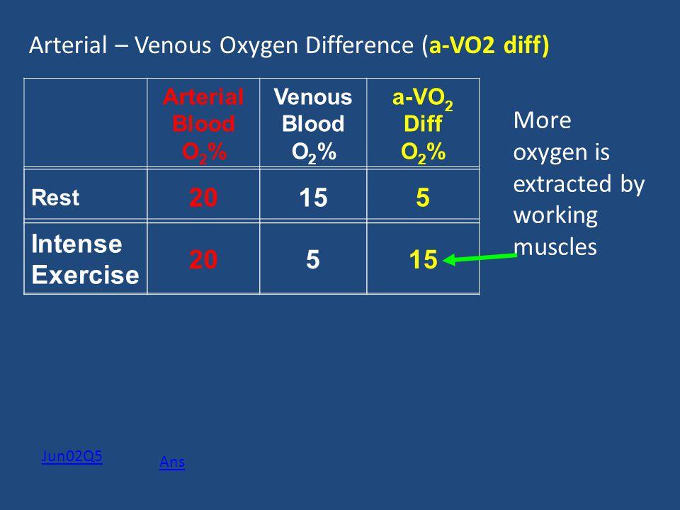 PCO 2 45mm Hg PCO 2 40mm Hg PO 2 40mm Hg PO 2 104mm Hg O2O2 CO 2 Blood Flow in Capillary Capillary Alveolus Gas Exchange
