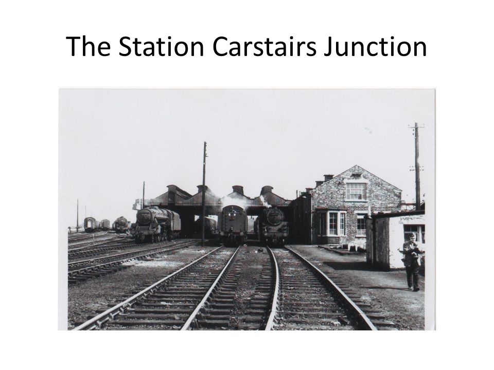 The Station Carstairs Junction