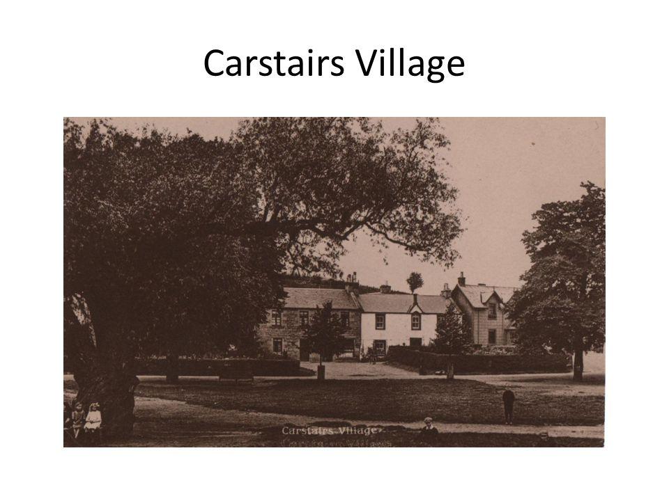 Carstairs Village