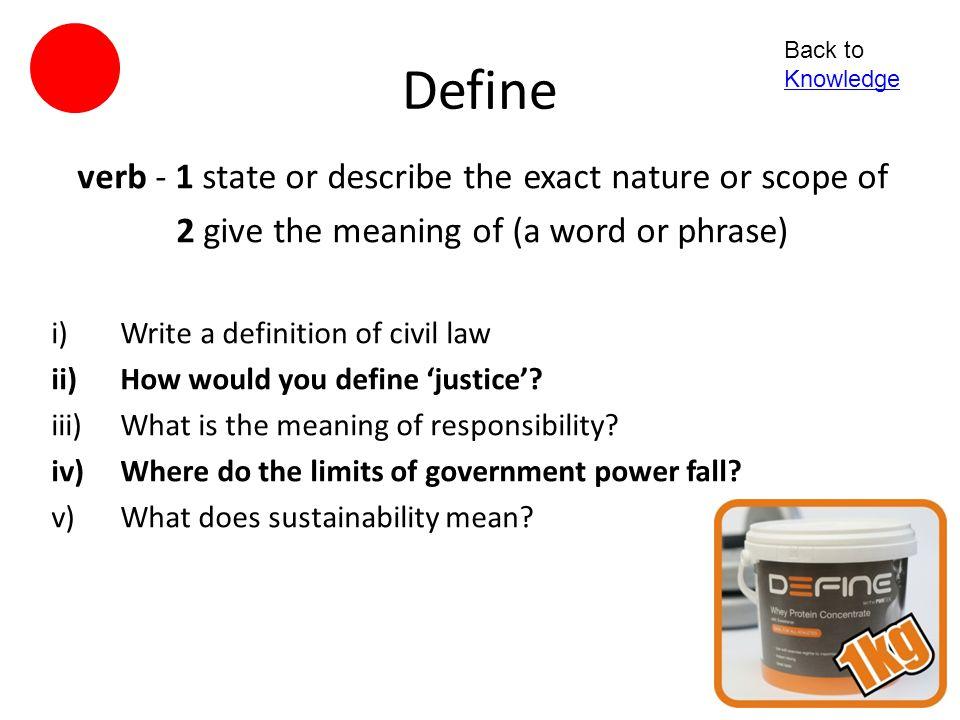 Explain verb - 1 make clear by giving a detailed description.