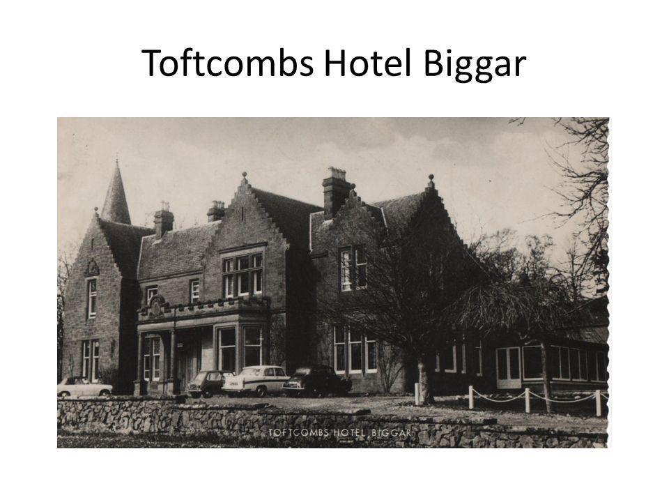 Toftcombs Hotel Biggar
