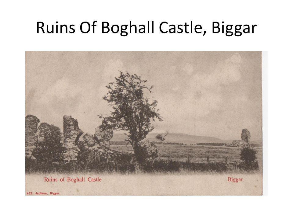 Ruins Of Boghall Castle, Biggar