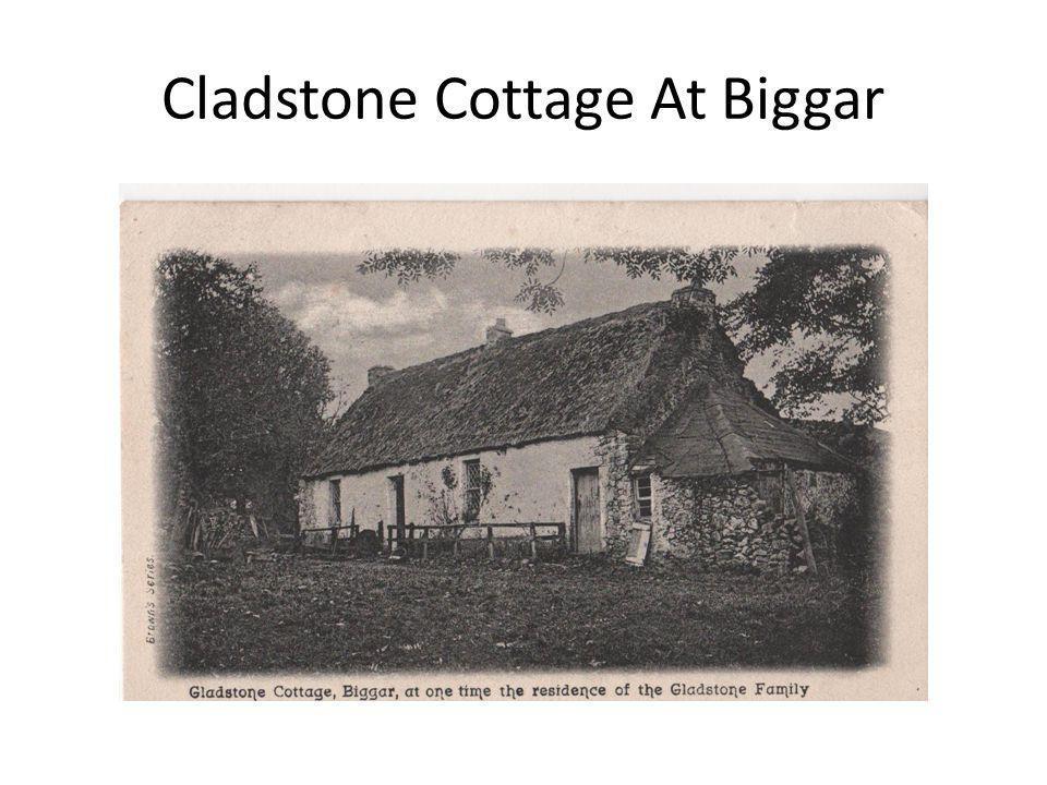 Cladstone Cottage At Biggar