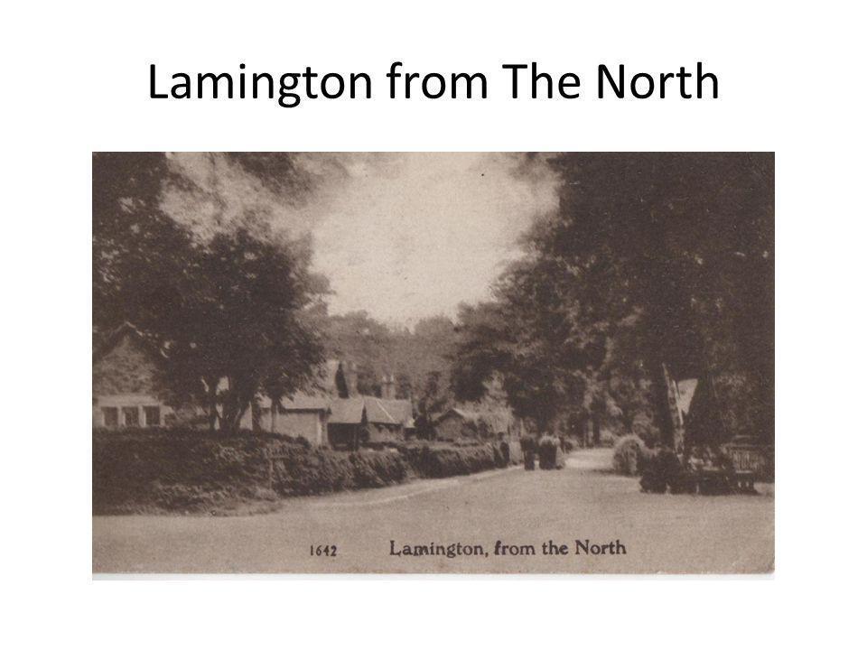Lamington from The North