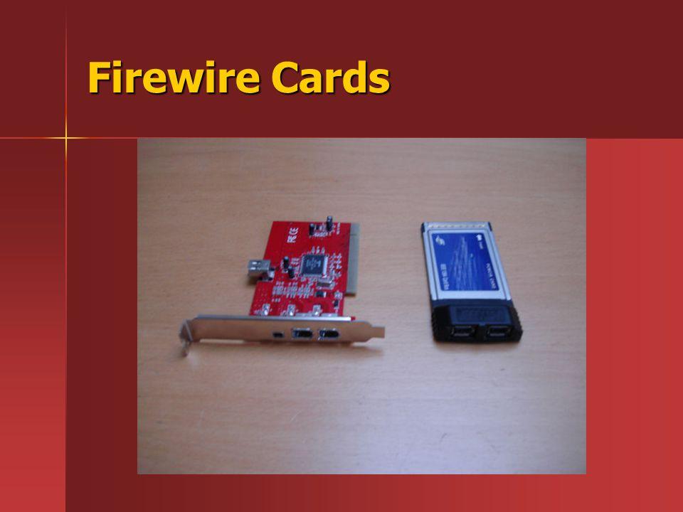 Firewire Cards