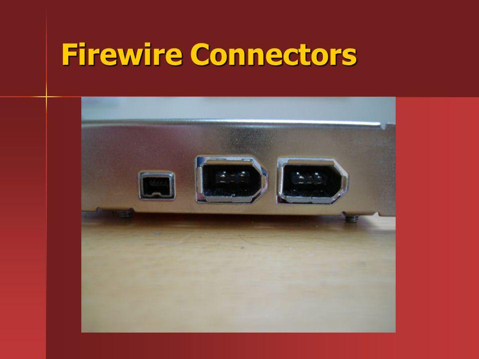 Firewire Connectors