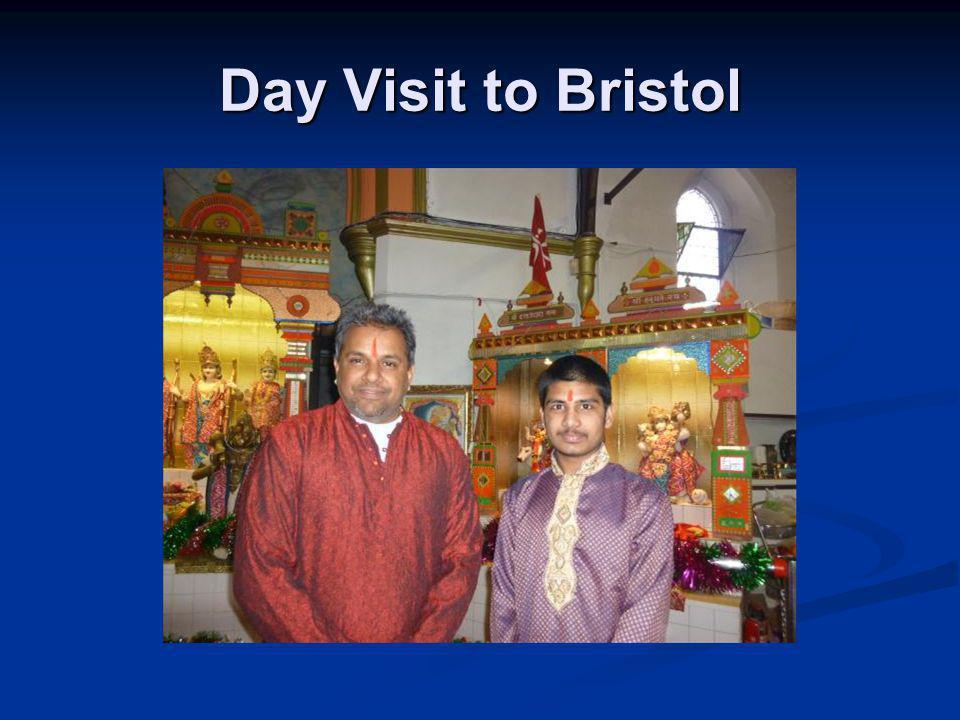 Day Visit to Glastonbury