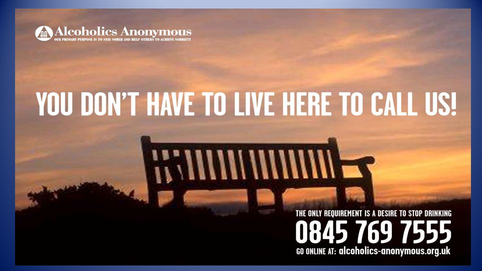 Alcoholics Anonymous is a voluntary, worldwide fellowship of men and women from all walks of life who meet together to attain and maintain sobriety.