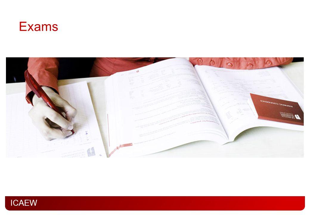 ICAEW Exams