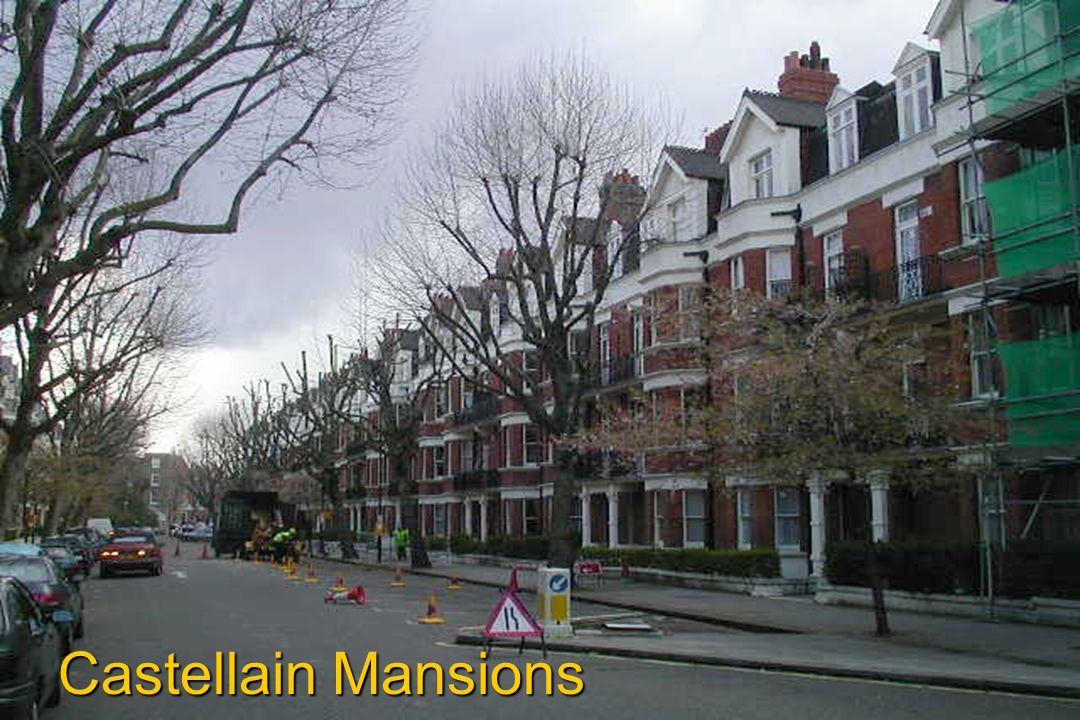 Castellain Mansions