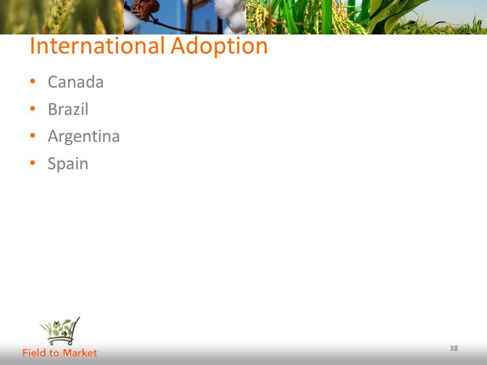 International Adoption Canada Brazil Argentina Spain 38