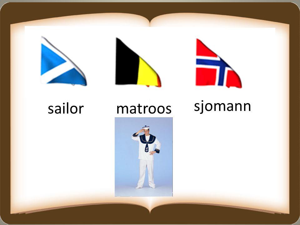 sailormatroos sjomann