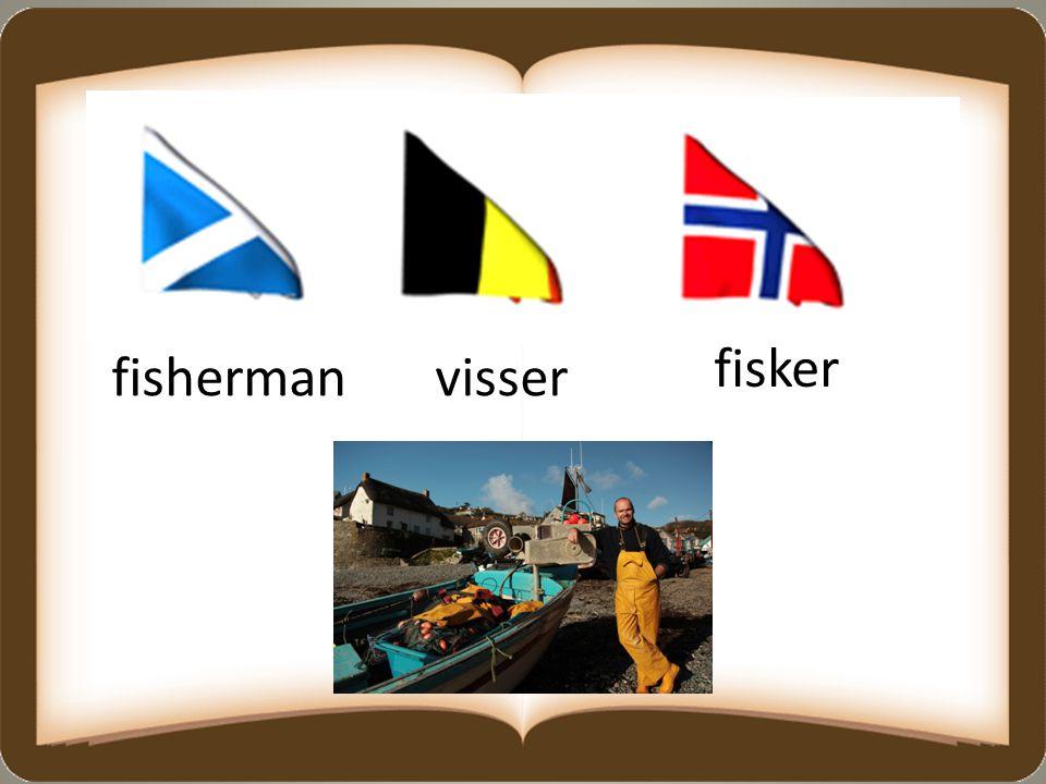fishermanvisser fisker