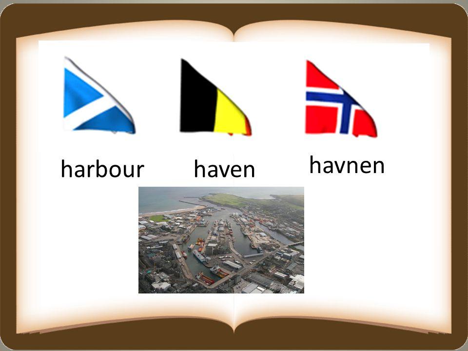 harbourhaven havnen