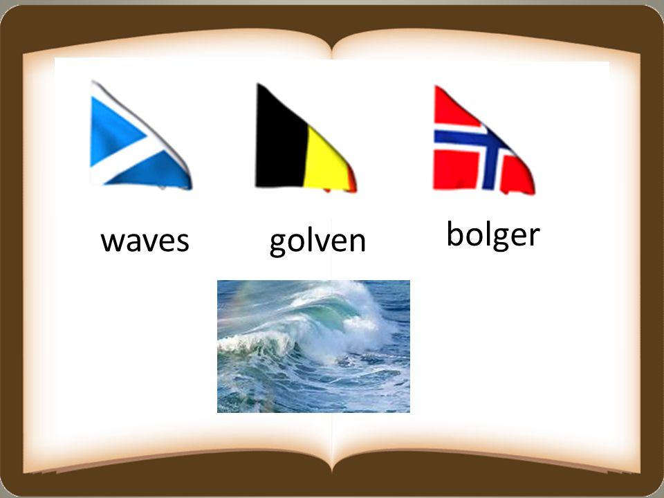 wavesgolven bolger