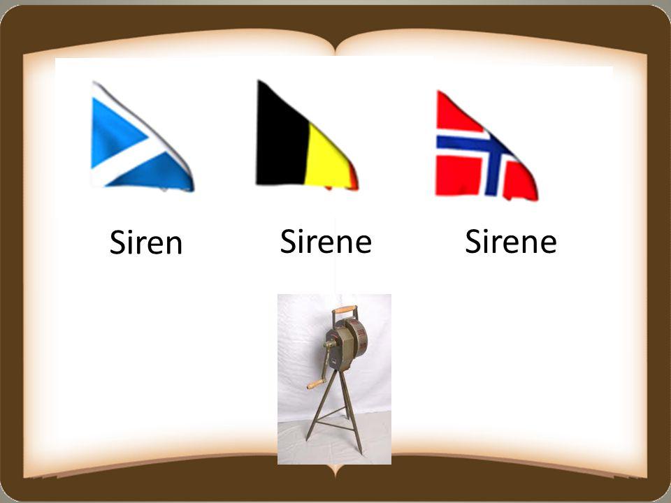 Siren Sirene