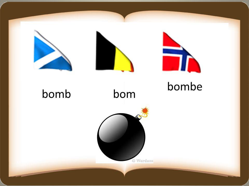 bombe bombbom