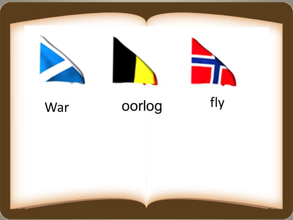 fly War oorlog