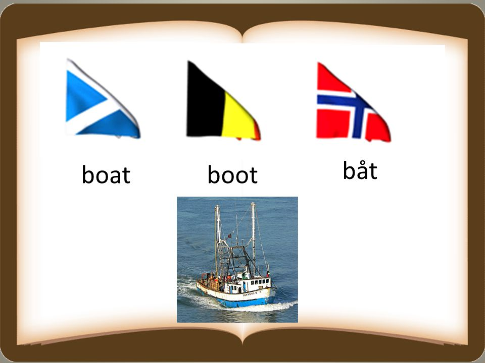 boatboot båt