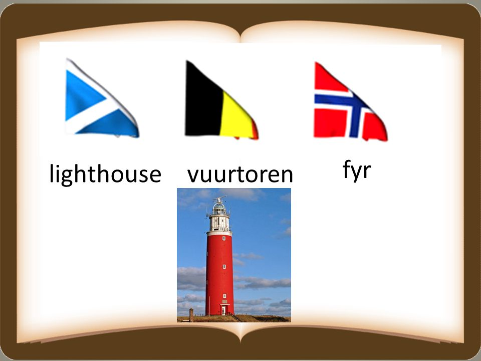 lighthousevuurtoren fyr