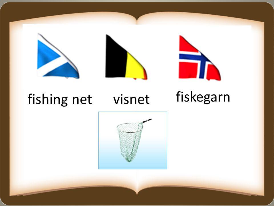 Fish linehengel fiskestang