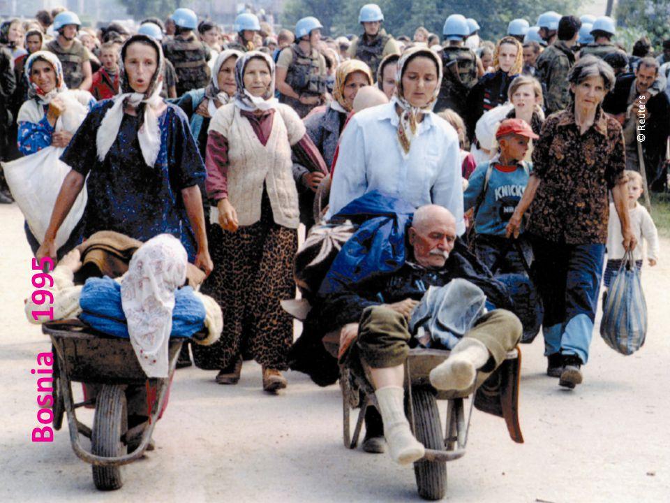 Bosnia1995 © Reuters